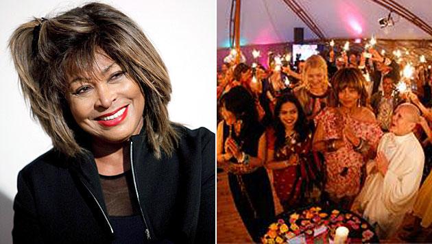 Tina Turner erfreut sich bester Gesundheit! (Bild: KEYSTONE/epa Keystone Della Bella, rp-press.com)