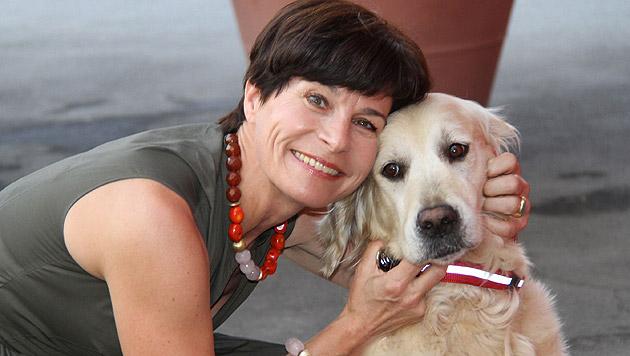 Barbara Fiala-Köck ist mit unglaublichem Einsatz für arme Kreaturen unterwegs. (Bild: Sepp Pail)