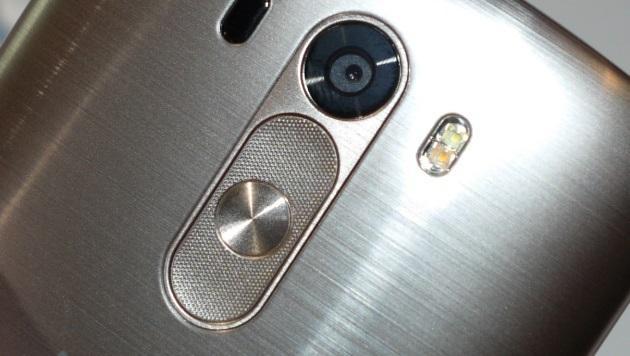 LG G3: Superscharfes Laser-Smartphone im Test (Bild: Dominik Erlinger)