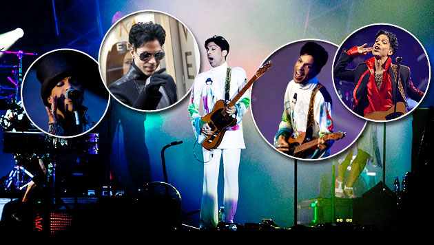 Superstar Prince kommt in die Wiener Stadthalle (Bild: DIRK WAEM/GUIDO MONTANI/JENS DIGE/EPA/picturedesk.com)