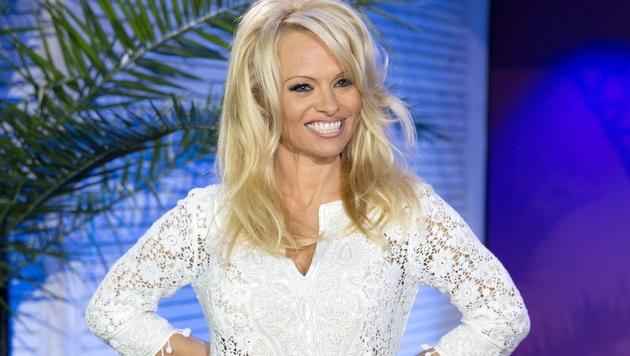 Pamela Anderson (Bild: EPA)
