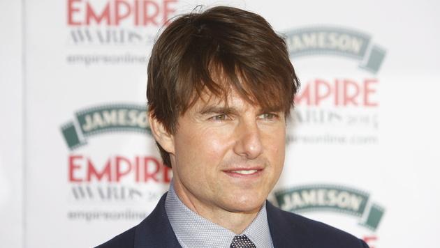 Dreimal verheiratet, dreimal geschieden: Bei Tom Cruise hat es noch nicht so richtig geklappt. (Bild: APA/EPA/TAL COHEN)