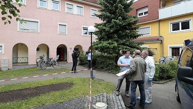 Kärnten: 21-Jährige von Ehemann im Streit erwürgt (Bild: APA/GERT EGGENBERGER)