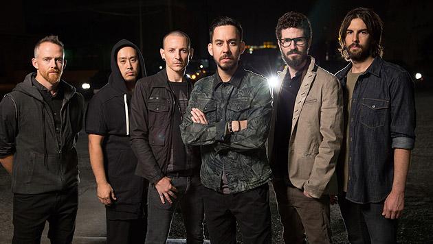 """Linkin Park: """"Wollten nicht noch poppiger werden"""" (Bild: Warner Music)"""