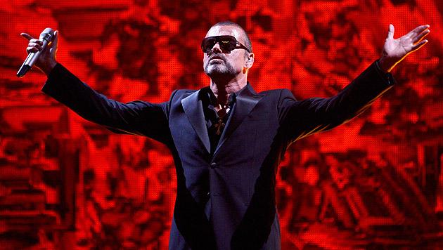George Michael nach Zusammenbruch in Klinik (Bild: STEPHANE REIX/EPA/picturedesk.com)