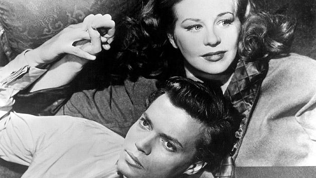 """Mit Hildegard Knef im Film """"Alraune"""" (1952) (Bild: dpa)"""
