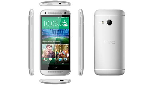 Schwächliche Schönheit: HTC One mini 2 im Test (Bild: HTC)