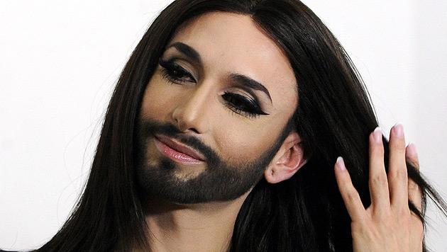 """Gleichstellung: Conchita Wurst ist """"ungeduldig"""" (Bild: APA/HERBERT PFARRHOFER)"""