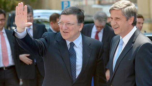 EU entlässt Österreich aus Defizitverfahren (Bild: APA/Roland Schlager)