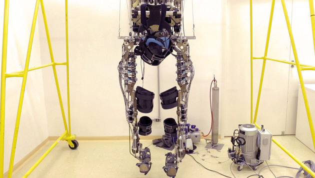 Gelähmter soll dank Robo-Anzug Fußball-WM ankicken (Bild: copa2014.gov.br)