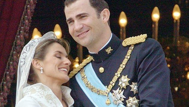 Kann Spaniens neue Königin die Monarchie retten? (Bild: Sergio Barrenechea/EPA/picturedesk.com)