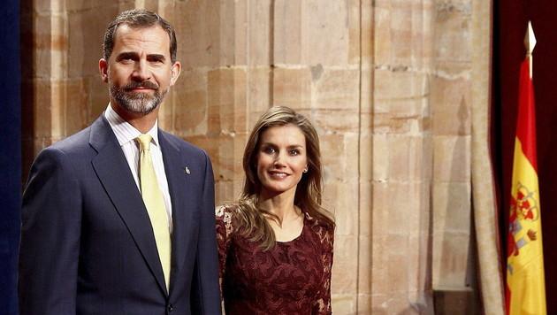 Kann Spaniens neue Königin die Monarchie retten? (Bild: APA/EPA/EFE/KIKO HUESCA)