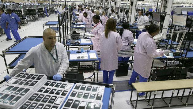 Motorola gibt Fabrik in Texas nach einem Jahr auf (Bild: AP)