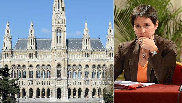 Wien: Bereits 153.000 Mindestsicherungs-Bezieher (Bild: APA/HELMUT FOHRINGER, APA/ROLAND SCHLAGER)
