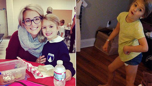 """Wirbel um Tänzchen von Jamie Lynn Spears"""" Tochter (Bild: instagram.com/jamielynnspears)"""