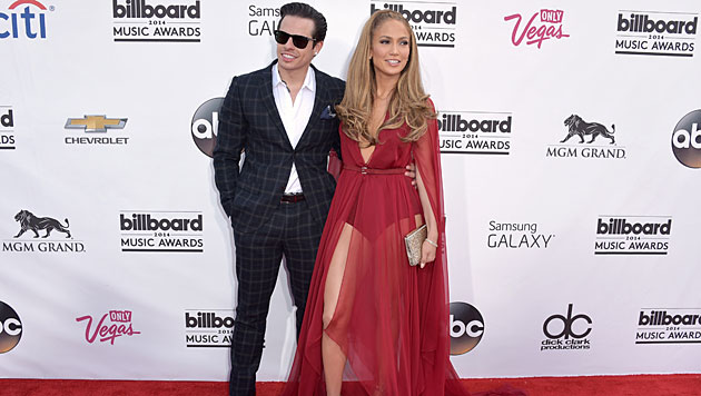 Casper soll J.Lo mit Transsexueller betrogen haben (Bild: John Shearer/Invision/AP)