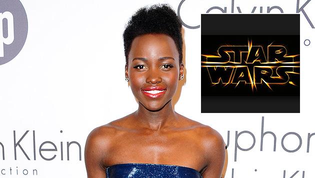 "Lupita Nyong""o bestätigt Rolle in ""Star Wars""-Film (Bild: AP, instagram.com/lupitanyongo)"