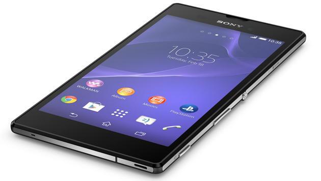Xperia T3: Sony präsentiert flache Handy-Flunder (Bild: Sony)