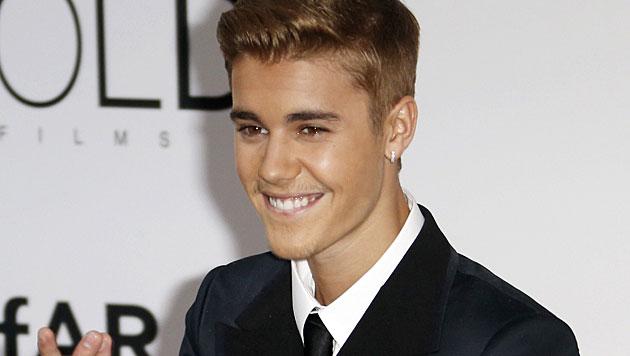 Justin Bieber: Neues Skandal-Video aufgetaucht (Bild: APA/EPA/GUILLAUME HORCAJUELO)