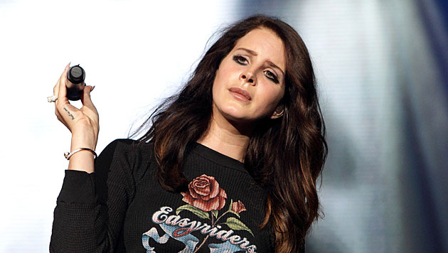 """Lana Del Rey: """"Ich habe mich nach oben geschlafen"""" (Bild: Owen Sweeney/Invision/AP)"""