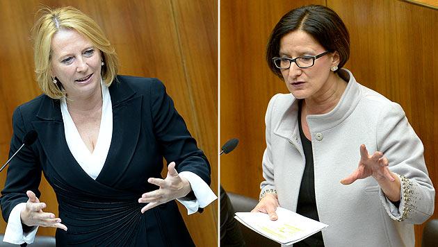Millionärssteuer: Koalition streitet munter weiter (Bild: APA/Roland Schlager)