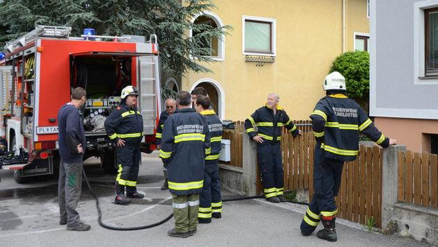 NÖ: 53-Jähriger bei Explosion schwer verletzt (Bild: Einsatzdoku.at)