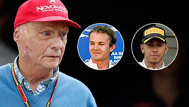 "Niki Lauda verspricht: ""Formel 1 wird attraktiver"" (Bild: APA/EPA/VALDRIN XHEMAJ, APA/EPA/SRDJAN SUKI, AP)"