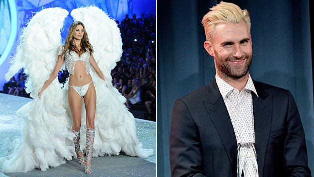 """""""Sexiest Man Alive"""" Adam Levine: Hochzeit im Juli (Bild: AP, AFP)"""