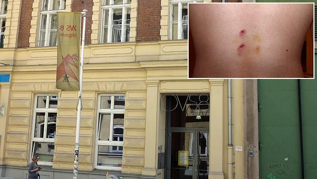 In dieser Wiener Volksschule wurde der Achtjährige verletzt. (Bild: Florian Hitz)