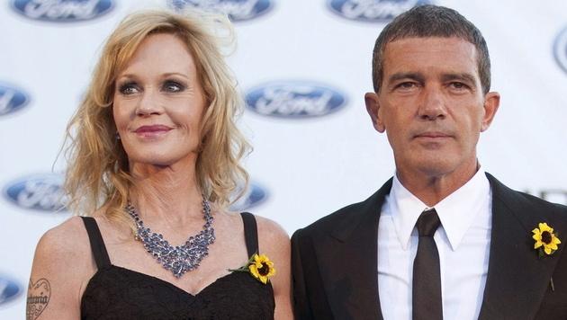 Griffith und Banderas lassen sich scheiden (Bild: APA/EPA/JORGE ZAPATA)
