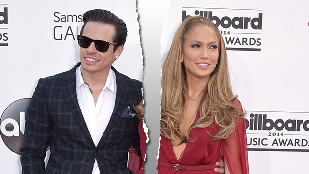 Jennifer Lopez hat sich von Casper Smart getrennt (Bild: John Shearer/Invision/AP, krone.at-Grafik)