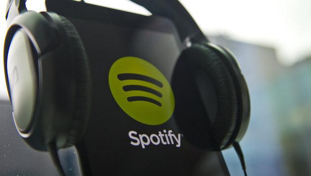 Spotify will Berliner Rivalen Soundcloud schlucken (Bild: dpa/Ole Spata)