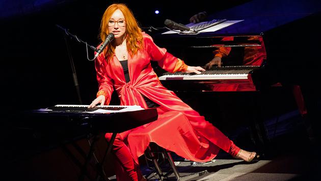 Tori Amos begeisterte im Wiener Konzerthaus (Bild: Andreas Graf)