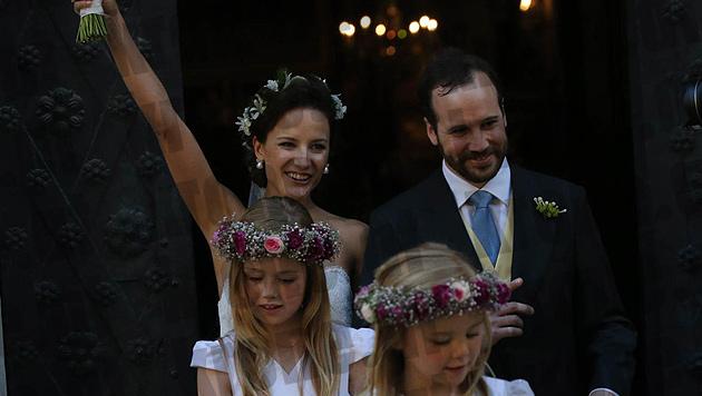 König Willem und Maxima auf Geheimbesuch in Wien (Bild: Alexander Tuma)