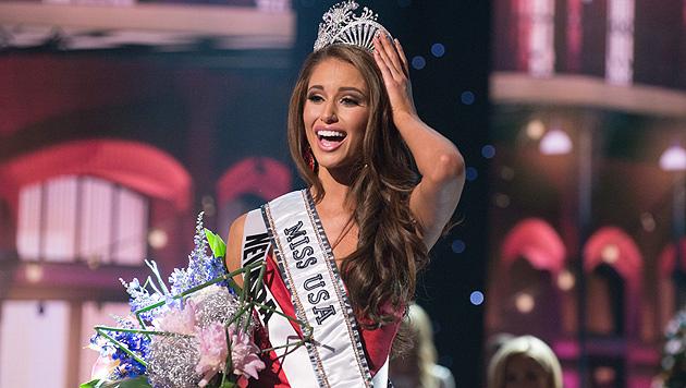 """Nia Sanchez aus Nevada ist die neue """"Miss USA"""" (Bild: AP)"""