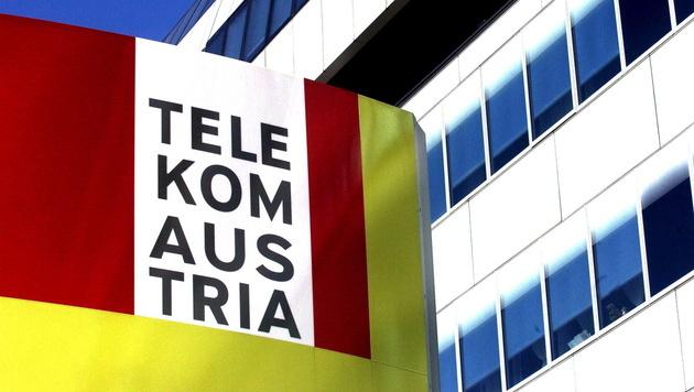 Telekom Austria weiter tief in den roten Zahlen (Bild: APA/BARBARA GINDL)