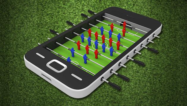 Die besten Gratis-Apps zur Fußball-WM in Brasilien (Bild: thinkstockphotos.de)