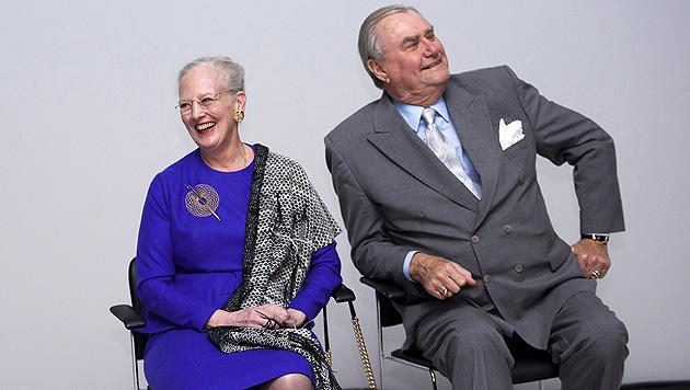 Endlich mögen ihn die Dänen: Prinz Henrik wird 80 (Bild: KELD NAVNTOFT/EPA/picturedesk.com)