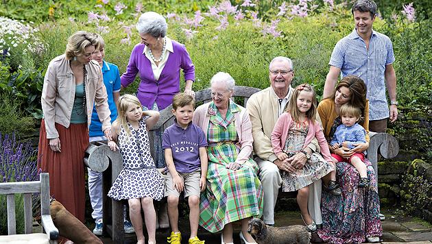 Endlich mögen ihn die Dänen: Prinz Henrik wird 80 (Bild: HENNING BAGGER/EPA/picturedesk.com)