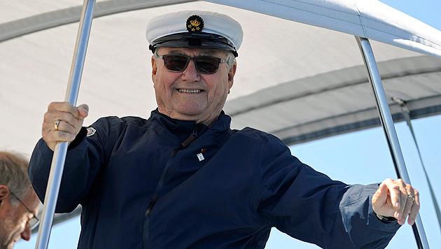 Endlich mögen ihn die Dänen: Prinz Henrik wird 80 (Bild: GERRY PENNY/EPA/picturedesk.com)