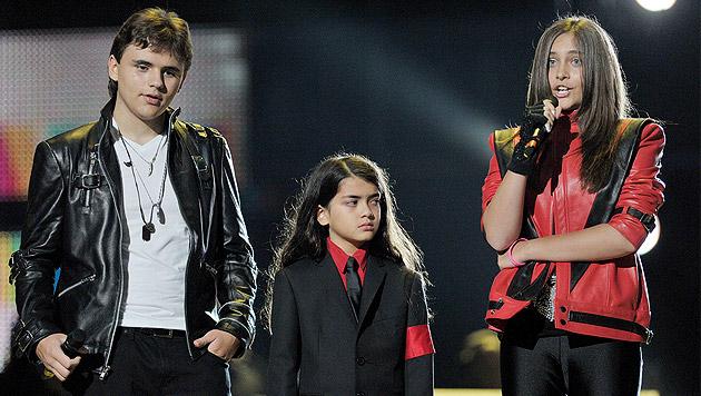 Jackson-Kids geben pro Jahr 8 Millionen Dollar aus (Bild: TIM IRELAND/EPA/picturedesk.com)