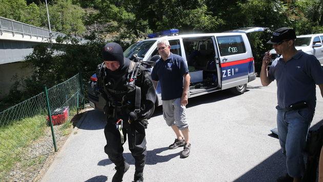 Nach Mord an Steirer: Leichenteile geborgen (Bild: Sepp Pail)