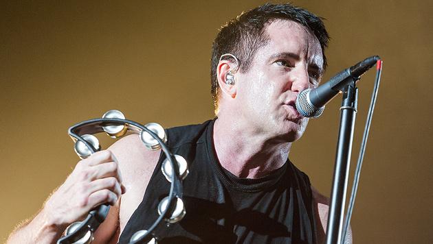 Nine Inch Nails - Großmeister der Zerbrechlichkeit (Bild: Andreas Graf)
