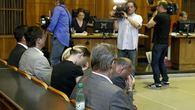 Urteile im Prozess um Listerien-Quargel gefällt (Bild: APA/ERWIN SCHERIAU)