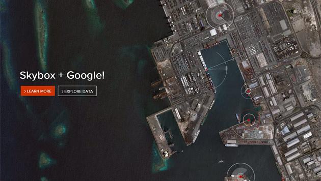 Google kauft Satellitenfirma Skybox Imaging (Bild: skyboximaging.com)