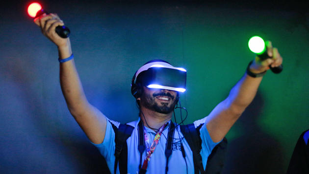 Gaming-Zukunft: Virtual Reality & Steam Machines (Bild: AP)
