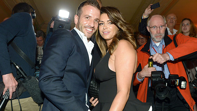 """Sabia Boulahrouz: """"Rafael und ich werden heiraten"""" (Bild: EPA)"""