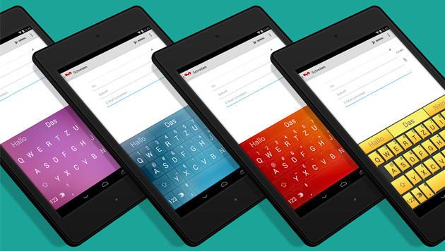 Schnellschreib-Tastatur für Android jetzt gratis (Bild: Google Play Store)