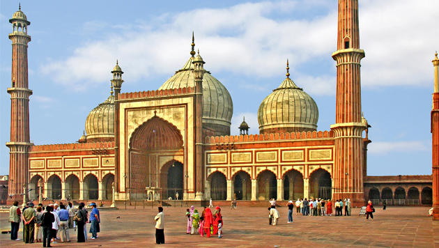 Abenteuer Indien: Urlaub im Land der Maharadschas (Bild: flickr.com/archer10)