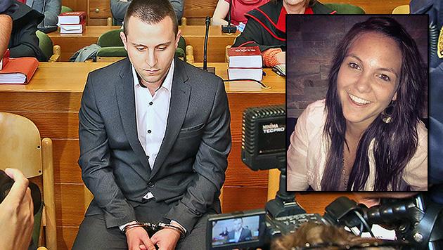 """Fall Larissa B.: 20 Jahre Haft für Angeklagten (Bild: Christof Birbaumer, """"Krone"""")"""